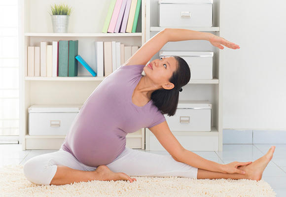 Yoga For Pregnant